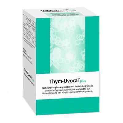 Thym Uvocal plus Kapsułki  zamów na apo-discounter.pl