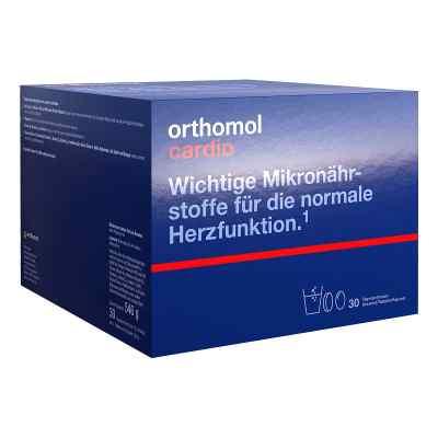 Orthomol Cardio Granulat + Kapsułki + Tabletki   zamów na apo-discounter.pl