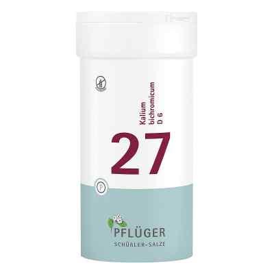 Biochemie Pflueger 27 Kalium bichromic.D 6 Tabl.  zamów na apo-discounter.pl