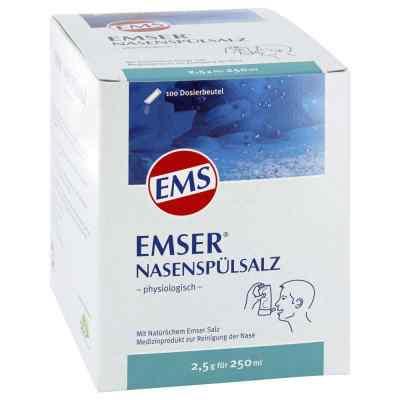 Emser naturalna sól emska do sporz. roztworu do nosa  zamów na apo-discounter.pl