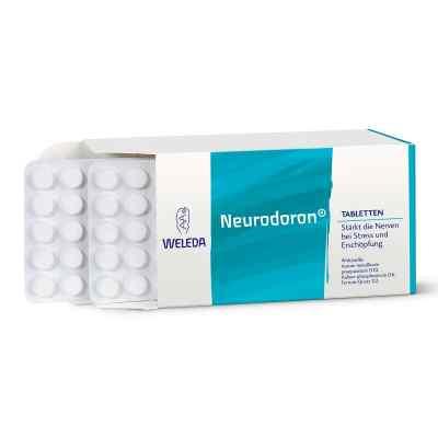 Weleda Neurodoron Tabletki uspokajające  zamów na apo-discounter.pl