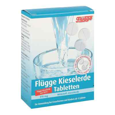 Fluegge Kieselerde Tabletten  zamów na apo-discounter.pl