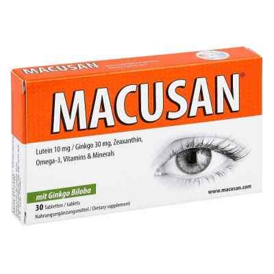 Macusan Tabl.  zamów na apo-discounter.pl