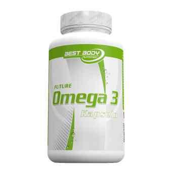 Best Body Omega 3 kapsułki z olejek z łososia
