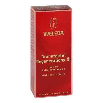 Weleda olejek regeneracyjny z wyciągiem z granatów