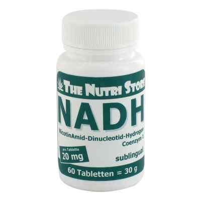 Nadh 20 mg stabil tabletki  zamów na apo-discounter.pl