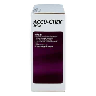 Accu Chek Aviva III zestaw mmol/l  zamów na apo-discounter.pl