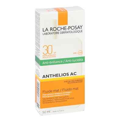 La Roche Posay Anthelios fluid matujący SPF30  zamów na apo-discounter.pl