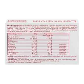 Leferdivin Vitamin B Komplex Kautablette  zamów na apo-discounter.pl