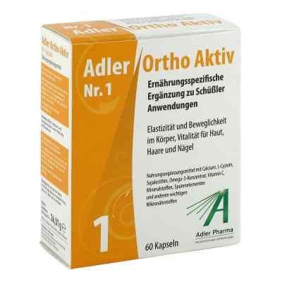 Adler Ortho Aktiv Nr.1 kapsułki  zamów na apo-discounter.pl