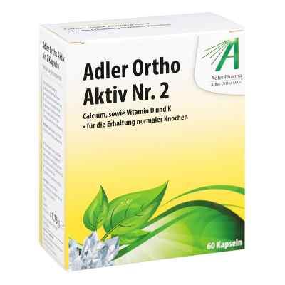 Adler Ortho Aktiv Nr.2 kapsułki  zamów na apo-discounter.pl