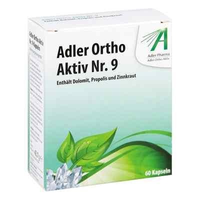 Adler Ortho Aktiv Nr.9 kapsułki  zamów na apo-discounter.pl