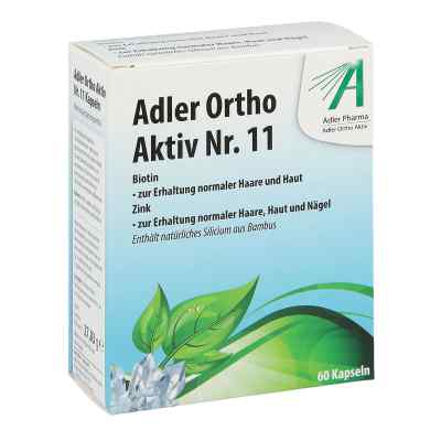 Adler Ortho Aktiv Kapseln Nr.11  zamów na apo-discounter.pl