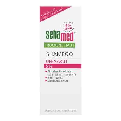 Sebamed Akut szampon z  5% mocznikiem