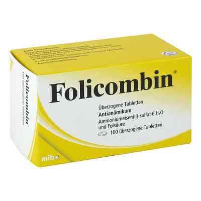 Folicombin Tabl.ueberzogen