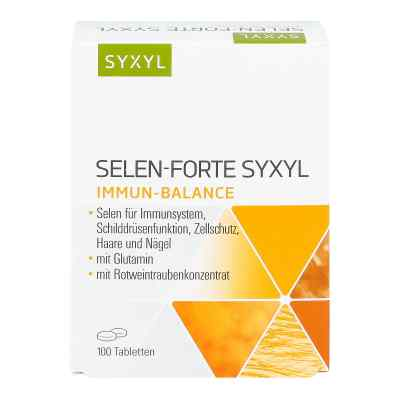 Selen Forte Syxyl tabletki  zamów na apo-discounter.pl