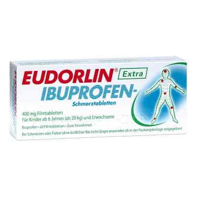 Eudorlin extra Ibuprofen Schmerztabl.  zamów na apo-discounter.pl