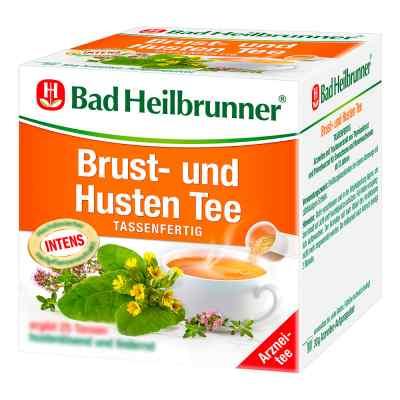 Bad Heilbrunner Tee Brust-husten tassenf.  zamów na apo-discounter.pl