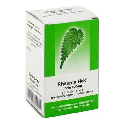 Rheuma Hek forte 600 mg Filmtabl.  zamów na apo-discounter.pl