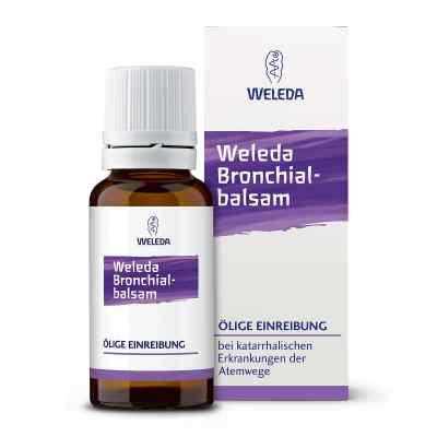 Weleda Bronchial balsam   zamów na apo-discounter.pl