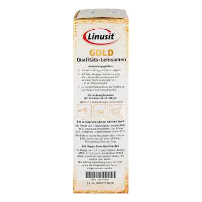 Linusit Gold  zamów na apo-discounter.pl