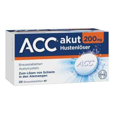 Acc akut 200 Brausetabl.  zamów na apo-discounter.pl