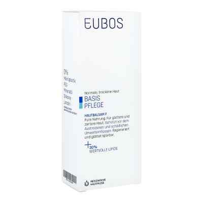Eubos balsam do ciała F