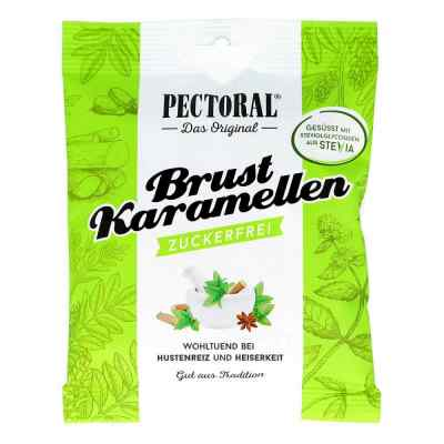 Pectoral Brustkaramellen zuckerfrei Beutel  zamów na apo-discounter.pl