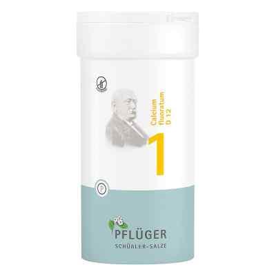 Biochemie Pflueger 1 Calcium fluoratum D12 tabletki  zamów na apo-discounter.pl