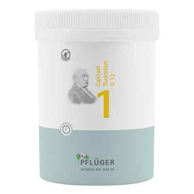 Biochemie Pflüger 1 Fluorek wapnia D12 tabletki  zamów na apo-discounter.pl