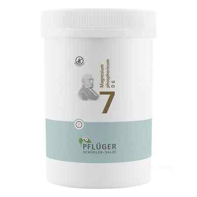 Biochemie Pflueger 7 Magnesium phos.D 6 Tabl.  zamów na apo-discounter.pl