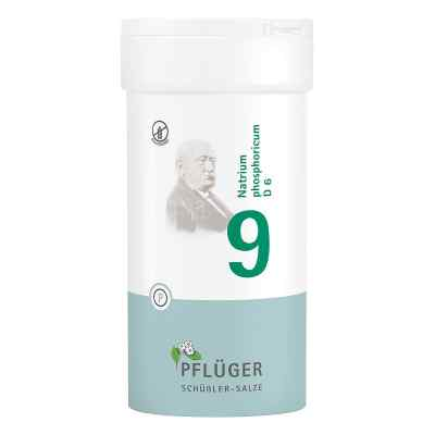 Biochemie Pflueger 9 Natrium phosph. D6 tabletki  zamów na apo-discounter.pl