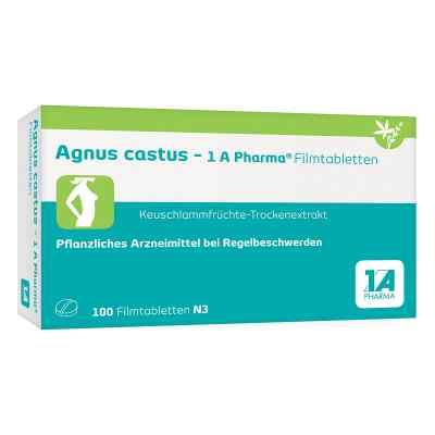 Agnus Castus 1a Pharma Filmtabl.