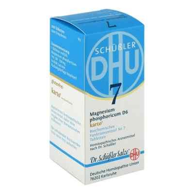 Biochemie Dhu sól Nr 7 Fosforan magnezu D6 Karto tabletki  zamów na apo-discounter.pl