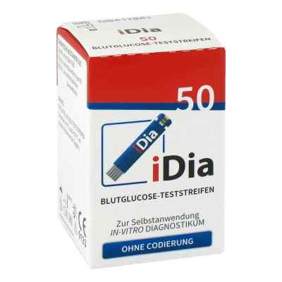Ime Dc iDia paski testowe do pomiaru glukozy