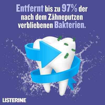 Listerine Total Care płyn do płukania jamy ustnej   zamów na apo-discounter.pl