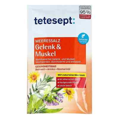 Tetesept Meeressalz Gelenk + Muskel  zamów na apo-discounter.pl