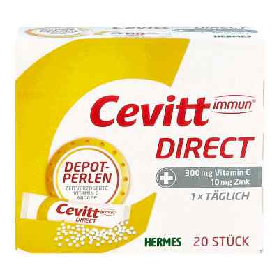 Cevitt immun Direct mikrogranulki w saszetkach  zamów na apo-discounter.pl