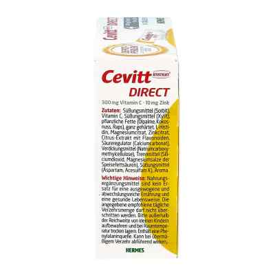 Cevitt immun Direct mikrogranulki w saszetkach