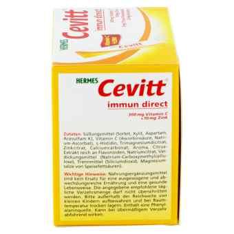 Cevitt immun Direct saszetki  zamów na apo-discounter.pl
