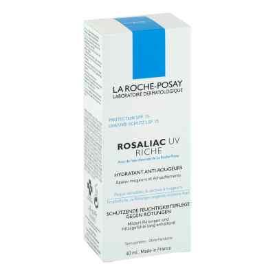 La Roche Posay Rosaliac UV riche krem o bogatej konsystencji