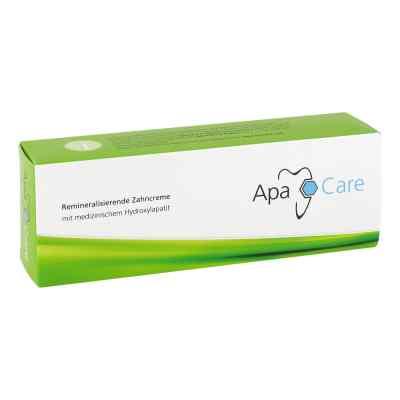 Apacare remineralizująca pasta do zębów  zamów na apo-discounter.pl
