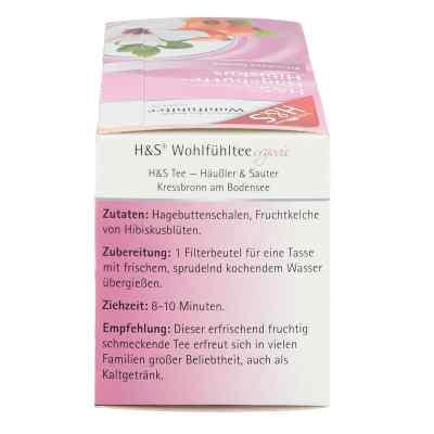 H&s Herbata owocowa z hibiskusem  zamów na apo-discounter.pl