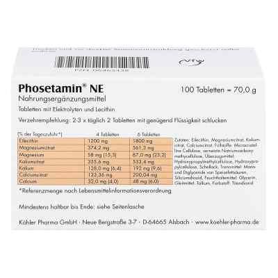 Phosetamin Ne tabletki  zamów na apo-discounter.pl