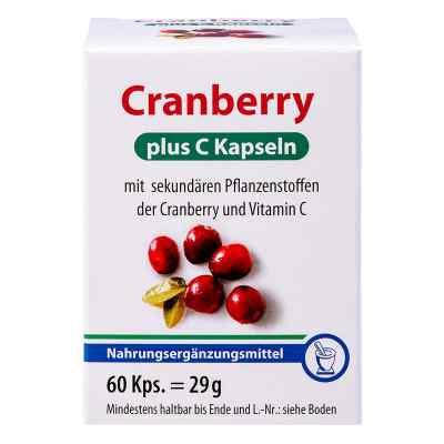 Cranberry plus C kapsułki  zamów na apo-discounter.pl