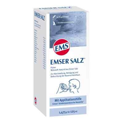 Emser sól emska dla dzieci w saszetkach  zamów na apo-discounter.pl