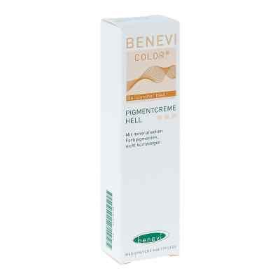 Benevi Color (Excipial) jasny krem pigmentowy