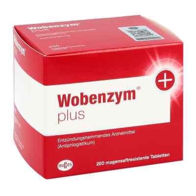 Wobenzym Plus tabletki dojelitowe powlekane  zamów na apo-discounter.pl