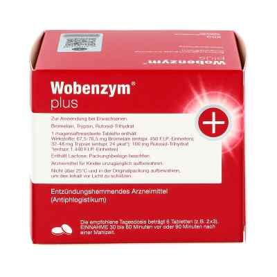 Wobenzym Plus tabletki dojelitowe powlekane