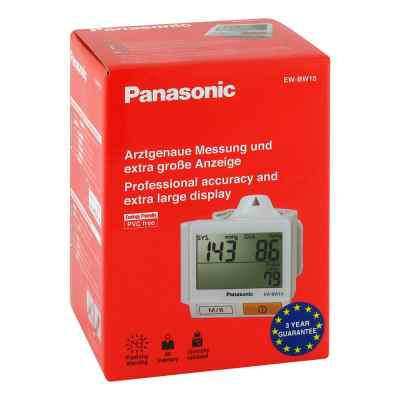 Panasonic Ew Bw10 Handgelenk Blutdruckmesser  zamów na apo-discounter.pl